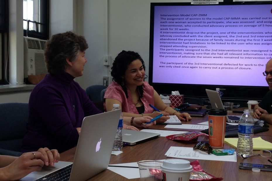 RCGV Honored to Host Dr. Elizabeth Aguilar from Monterrey, Mexico — Disseminating CAP to Latin America