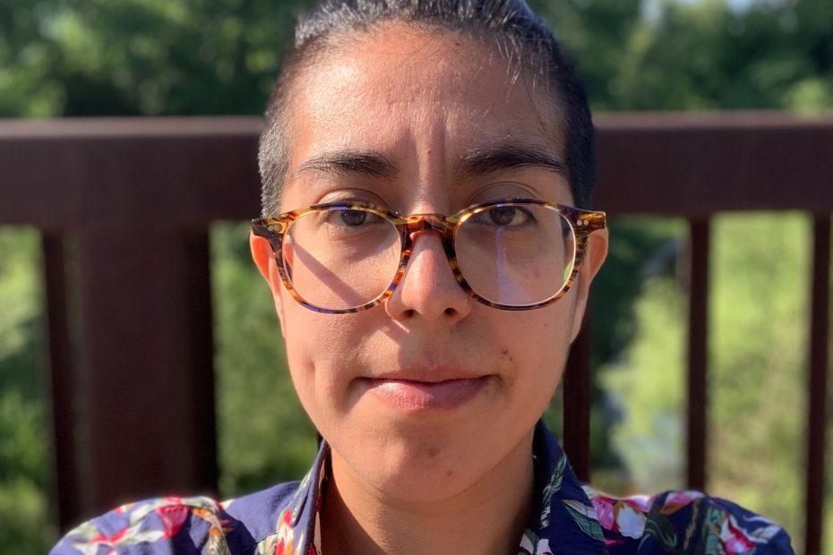 Headshot of PhD Candidate,Laura Romero